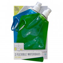 2-Pack Flexible Waterbags - Lifeline First Aid