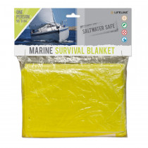 Marine Survival Blanket - Lifeline First Aid