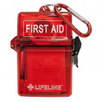 Waterproof First Aid Kit - 28 Pieces - Lifeline First Aid