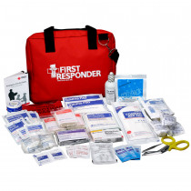 120 Piece First Responder Kit - First Aid Only