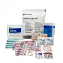 First Aid Triage Pack - General First Aid (with medications), First Aid Only