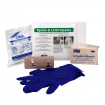 First Aid Triage Pack - Sprain Treatment, First Aid Only
