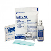 First Aid Triage Pack - Eye Wound Treatment, First Aid Only