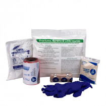 First Aid Triage Pack - Splint/Limb Injury Treatment , First Aid Only