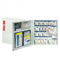 Large Metal SmartCompliance Cabinet, ANSI A+ with Meds - First Aid Only