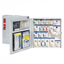 Large Metal SmartCompliance Cabinet, ANSI A+  - First Aid Only