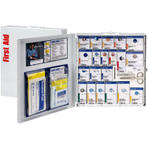 Large Metal SmartCompliance Food Service Cabinet, ANSI A+ -  First Aid Only