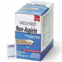 Non-Aspirin, 500/box, Medi-First