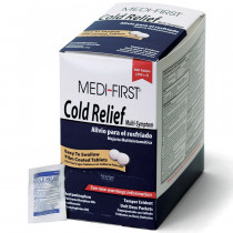 Cold Relief, 500/box, Medi-First