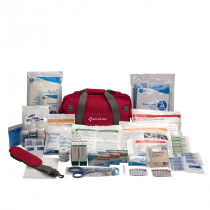 First Responder All-Terrain (Fracking) First Aid Kit, Fabric Case, First Aid Only