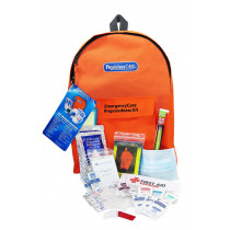 Emergency Preparedness 1 Day Backpack, First Aid Only