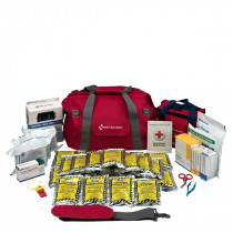 Emergency Preparedness, 24 Person, Large Fabric Bag, First Aid Only