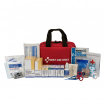 50 Person First Aid Kit, ANSI A+, Soft Case -  First Aid Only