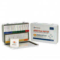 36 Unit First Aid Kit, ANSI A+,  Metal Case -  First Aid Only