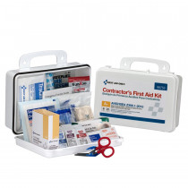 25 Person Contractor ANSI A+ First Aid Kit, Plastic Case  -  First Aid Only