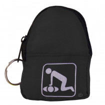 CPR Black Beltloop/KeyChain BackPack - American CPR Training