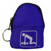 CPR Blue BeltLoop/KeyChain BackPack - American CPR Training