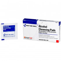 Alcohol Cleansing Pad - 10 Per Box - First Aid Only
