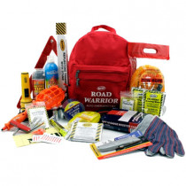Urban Road Warrior Emergency Kit - 21 Pieces - Mayday