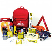 Mountain Road Warrior Emergency Kit - 20 Pieces - Mayday