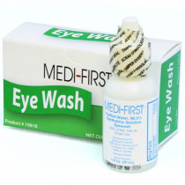 Eye Wash - Plastic Bottle - 1 oz. - 1 Per Box, Hart Health