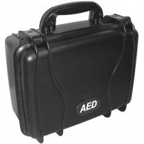 Standard Hard Carrying Case - Black - Defibtech