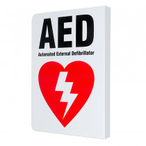 Two-way Wall Sign - Defibtech