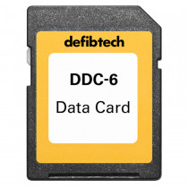 Medium Capacity Data Card (6-hours, no audio) - Defibtech