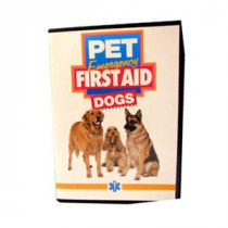 First Aid DVD for Dogs - Mayday