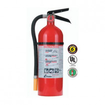 5 lbs. Heavy Duty Plus Fire Extinguisher - Mayday