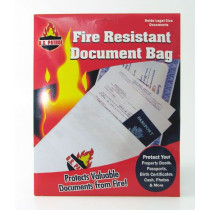 Fire Resistant Document Bag - Mayday