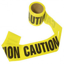 "Barricade ""Caution"" Tape - 1000 - Mayday"