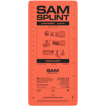"9"" Wrist Sam Splint Flat, Reusable, 1 Each - Sam Splint"