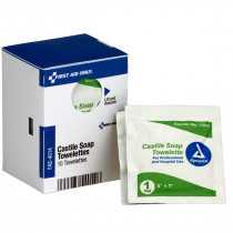 Castile Soap Wipes, 10 Per Box - SmartTab EzRefill - SmartCompliance