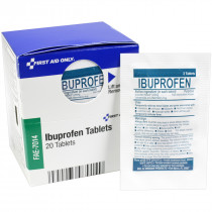 Ibuprofen Tablets, 20 Tablets - SmartTab EzRefill - SmartCompliance SmartTab ezRefill