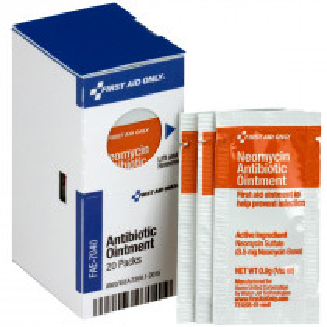 First Aid Antibiotic Ointment, 20 Each - SmartTab EzRefill - SmartCompliance SmartTab ezRefill