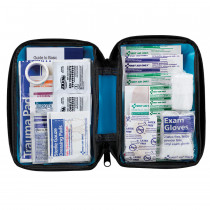All Purpose First Aid Kit, Softsided, 81 Pieces - Small - First Aid Only