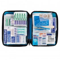 All Purpose First Aid Kit, Softsided, 200 Pieces - Medium - First Aid Only