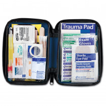 104 Piece Large, Auto Soft Sided First Aid Kit - First Aid Only