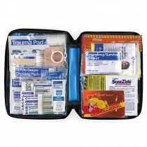 Emergency Preparedness Kit, 105 Pieces - First Aid Only