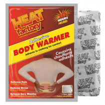 Handi Heat Adhesive Body Warmer , 1 Each - Heat Factory