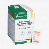 Extra-Strength Non-Aspirin Tablets - 250 Per Box - First Aid Only