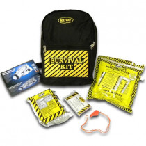 Economy Emergency Kit - 1 Person  - Backpack - Mayday