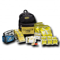 Economy Emergency Kit  - 3 Person - Backpack - Mayday