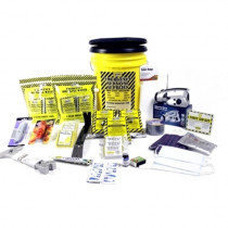 3 Person Deluxe Emergency Honey Bucket Kit - Mayday