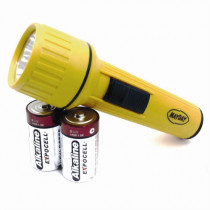 Flashlight Uses D Size Batteries - Mayday