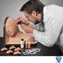 Ear Examination Simulator and Basic Nursing Set - LifeForm