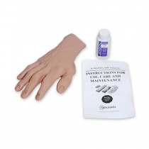 Advanced IV Hand Replacement Skin and Veins - LifeForm