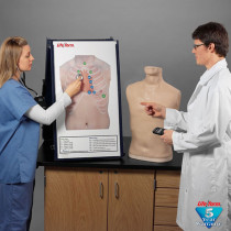 Complete Auscultation Training Station - LifeForm