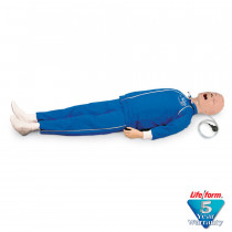 "Full Body ""Airway Larry"" Airway Manikin w/o Electronics - LifeForm"